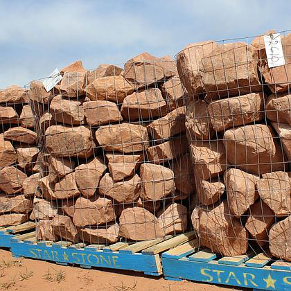"Cherokee 5""-1' Rubble (Palletized)"