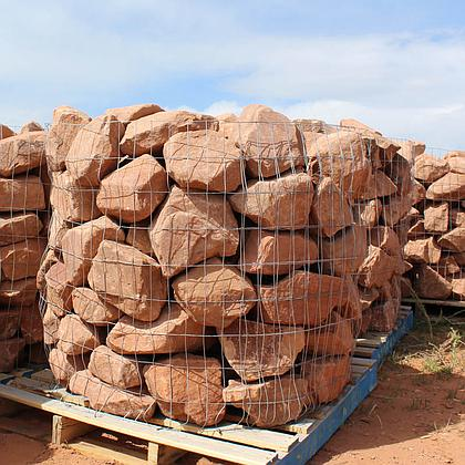 Cherokee 1-2' Rubble (Palletized)